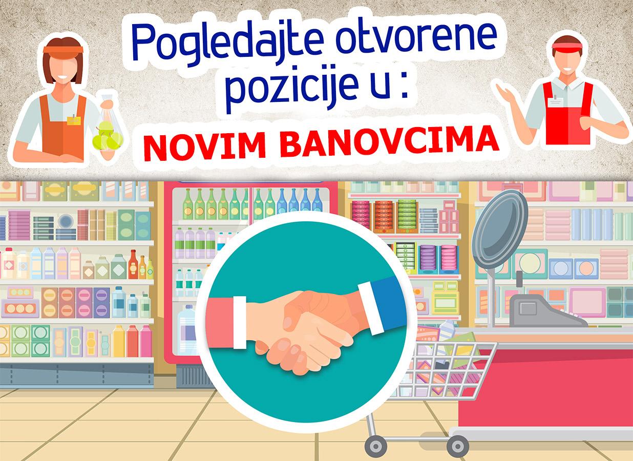 Novi Banovci oglas