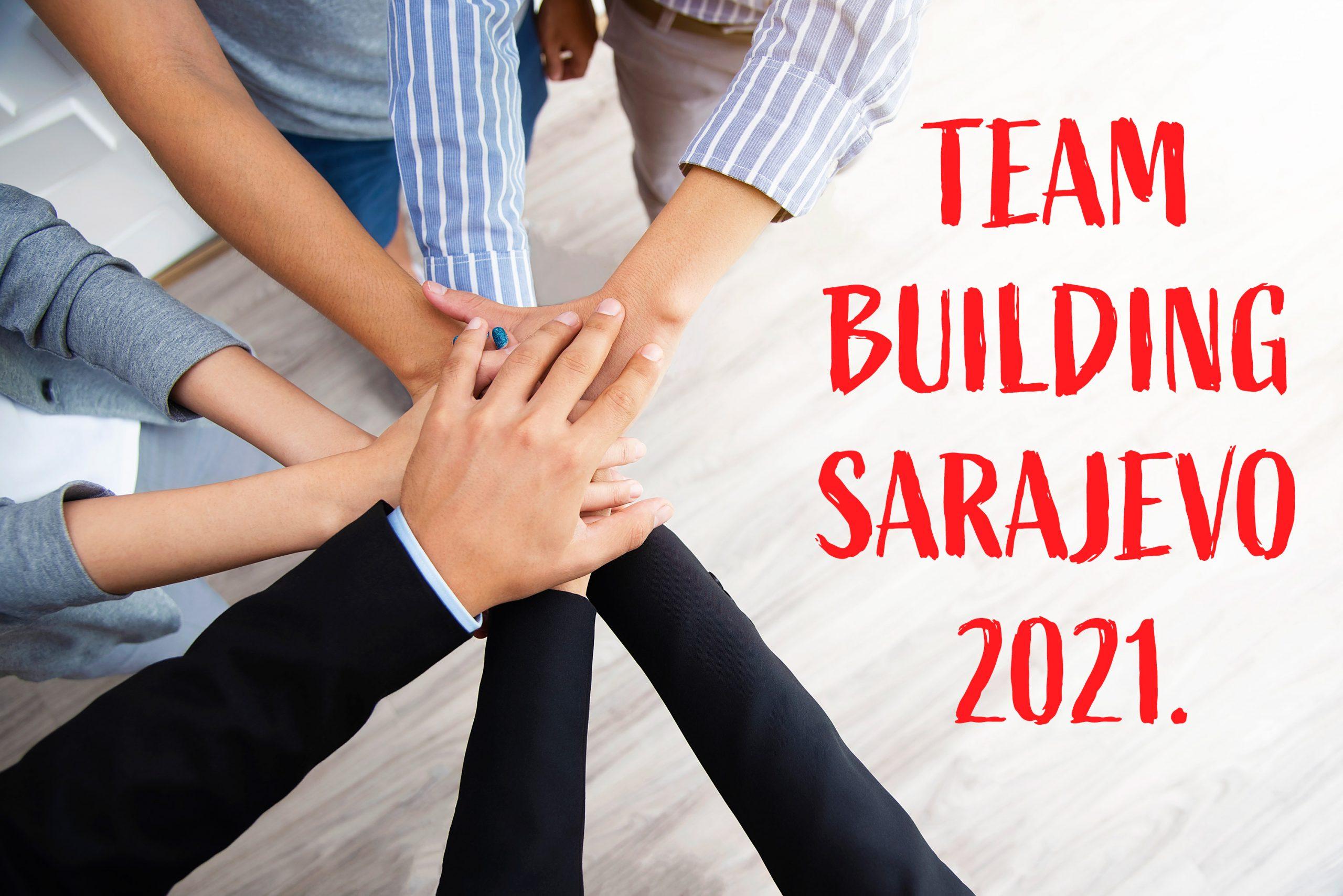 Team building – Sarajevo 2021.