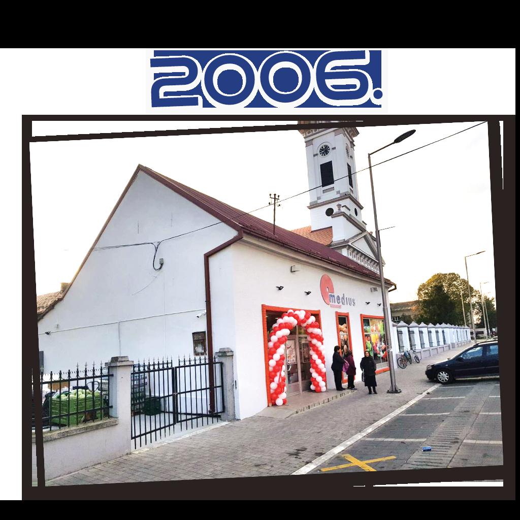 5 Istorijat 2006